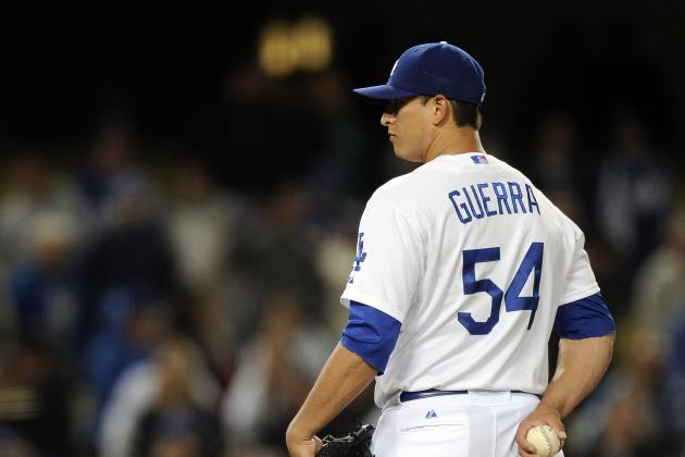 Los Angeles Dodgers: Javy Guerra Tweets 'Haters Will Always Hate'