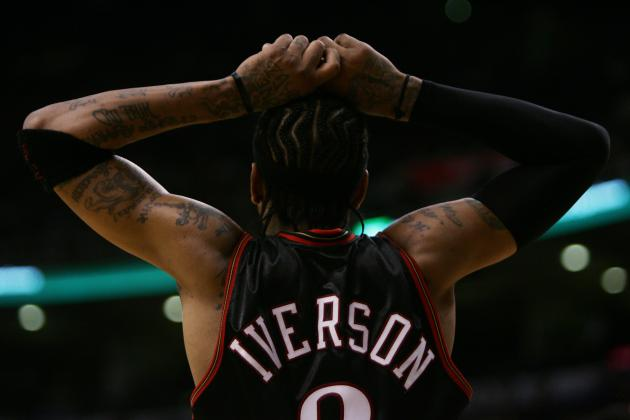 Allen Iverson: 10 Years Later, We're Still Talking About Practice