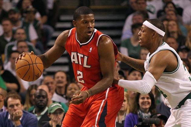 Joe Johnson Has Checked Out After Cashing In on Ridiculous Free-Agency Deal