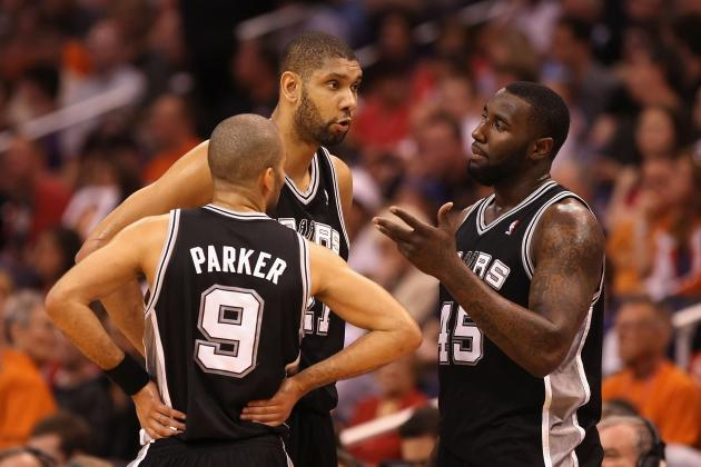 NBA Playoffs 2012: Spurs Quietly Proving They Are the NBA's Best