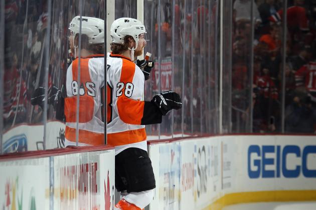 NHL Playoffs 2012: Claude Giroux's Suspension Shows Shanahan Has Lost Control