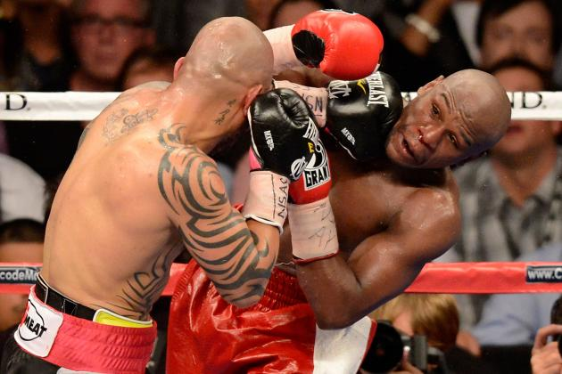 Floyd Mayweather: Top Potential Opponents for Mayweather Beyond Pacquiao