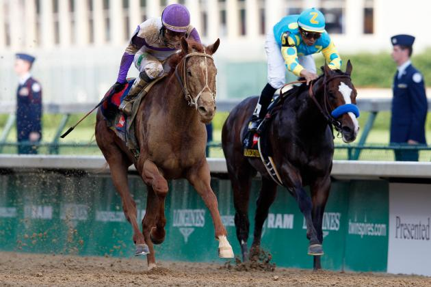 Kentucky Derby Results: Power Ranking Preakness Favorites After the Derby