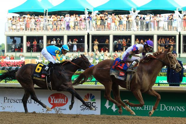 Kentucky Derby 2012: Deep Field Will Keep I'll Have Another from Triple Crown
