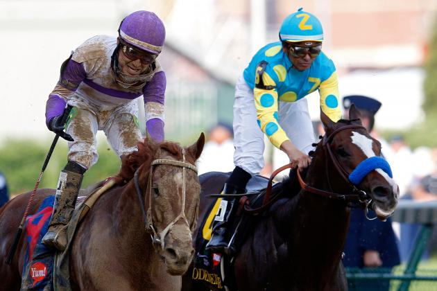 Kentucky Derby 2012: Horses Who Will Threaten I'll Have Another at Preakness