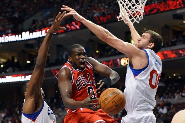 NBA Playoffs 2012: Chicago Bulls' Luol Deng Proves He's Not a Star