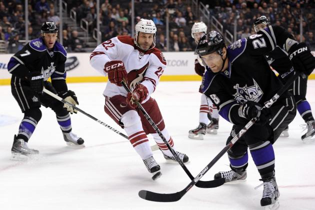 LA Kings: Would They Prefer to Play the Coyotes or the Predators?