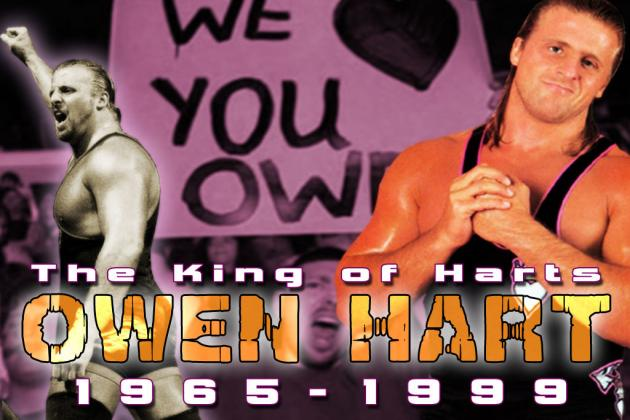 WWE Owen Hart: A Day of Remembrance for One of the Greats