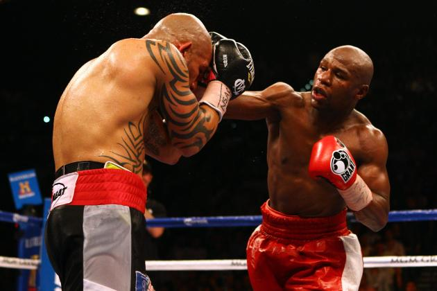 Floyd Mayweather vs Miguel Cotto: Setbacks Make Money May's Win More Impressive