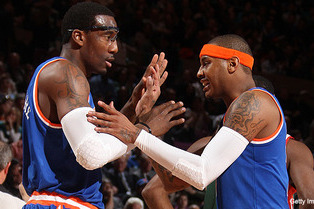 Amar'e Stoudemire: Why NY Knicks Must Make STAT Work with Carmelo Anthony