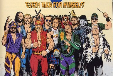 Remember with Me: 1992 WWF Royal Rumble (for Old-School Fans)