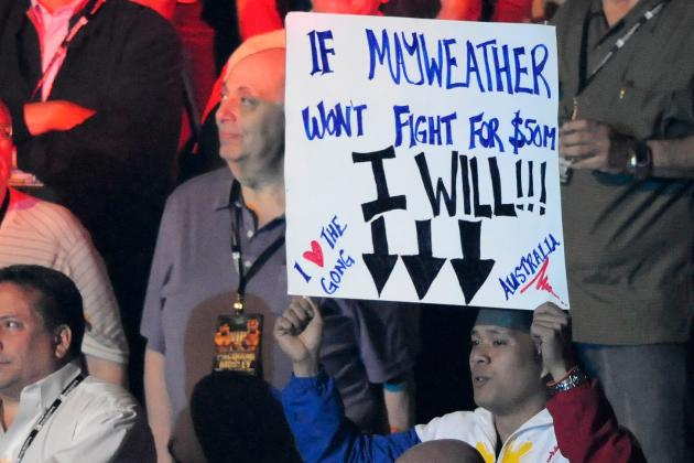 Floyd Mayweather vs. Manny Pacquiao: Is It Still the Biggest Ticket in Boxing?