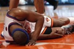 Baron Davis Injury: Latest Updates on Knicks Point Guard