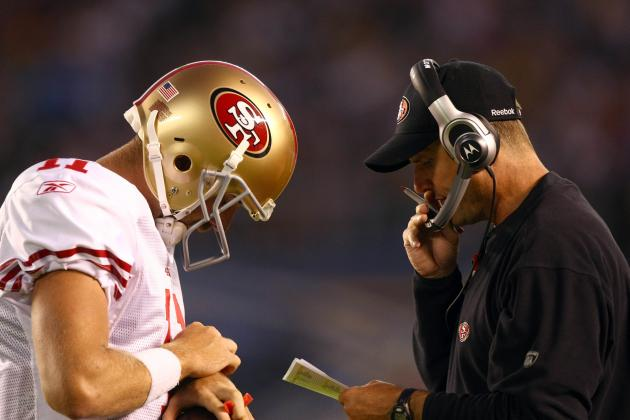 2012 San Francisco 49ers: Working on Alex Smith's Mechanics Is a Smart Move