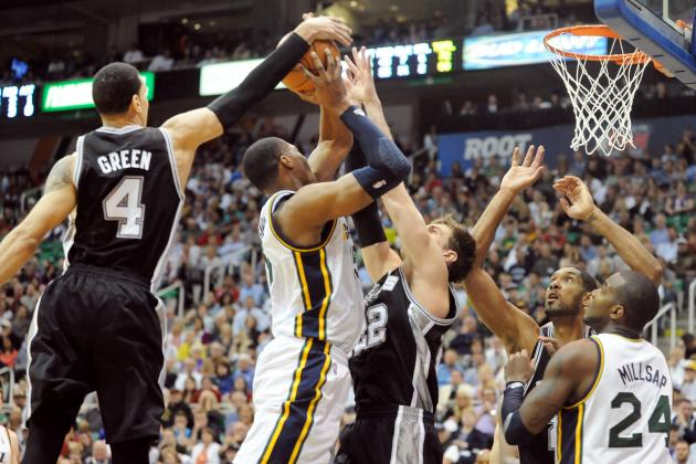 NBA Playoff Schedule 2012: Previewing and Predicting Monday's Matchups