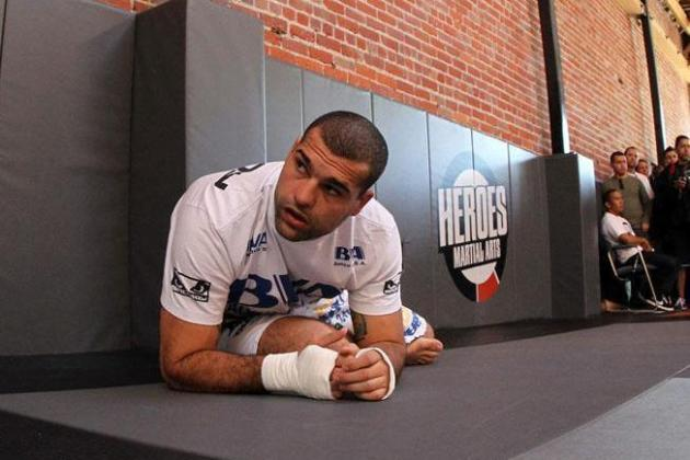 Shogun Rua on Thiago Silva: 'It's Going to Be an Ass Kicking'
