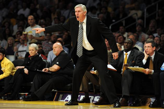 NBA Rumors: Jerry Sloan Is a Perfect Fit to Coach Bobcats