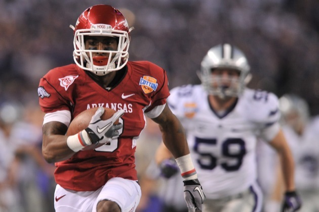 Arkansas Razorbacks in the NFL:  Joe Adams Will Make a Run at Rookie of the Year