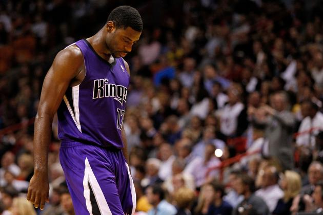 NBA Trade Rumors: Sacramento Kings Would Be Foolish to Trade Tyreke Evans