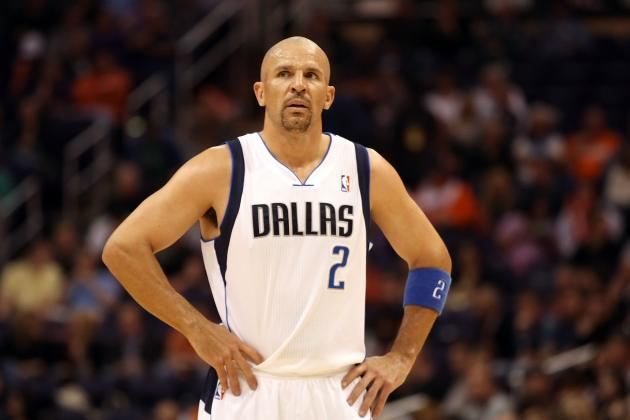 NBA Rumors: Why Jason Kidd Is an Insane Target for the Golden State Warriors