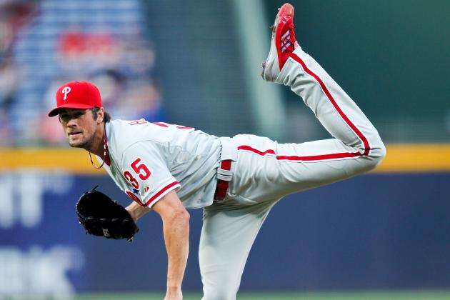 Cole Hamels Suspended 5 Games After 'Intentionally' Throwing at Bryce Harper