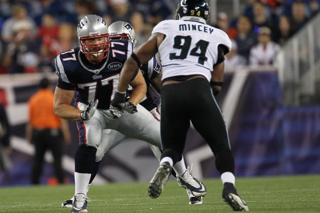Predicting Patriots' 2012 Breakout Performances: Nate Solder (OL)