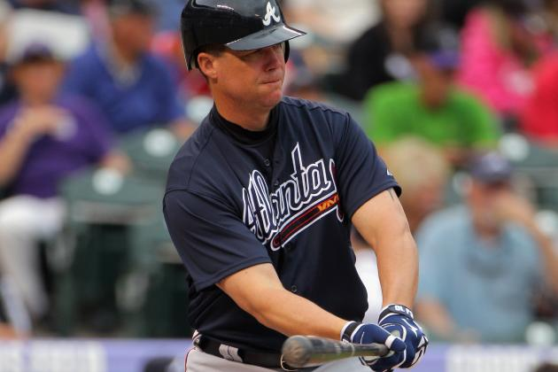 Chipper Jones vs. Jamie Moyer: Is Sign Stealing Cheating or Gamesmanship?