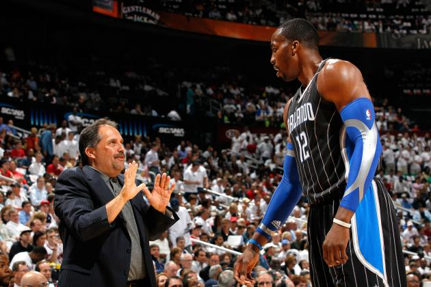 NBA Rumors: Orlando Magic Must Keep Stan Van Gundy over Dwight Howard