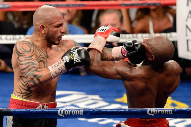 Mayweather vs. Cotto: Junito Fought the Fight of His Career in Loss