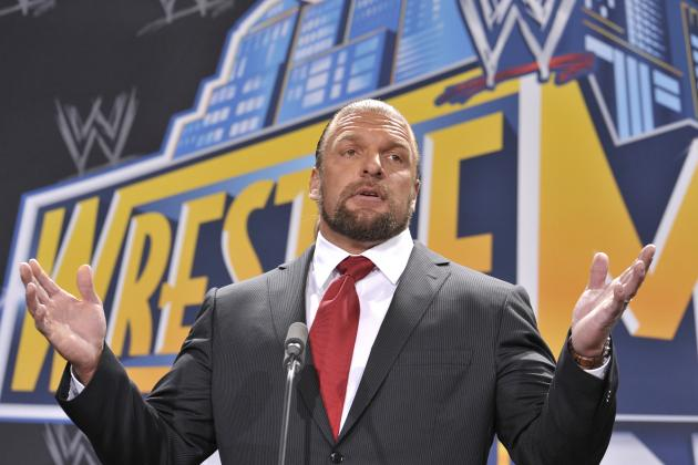 WWE: Triple H Needed to Appear on Raw to Save the Butchered Broken Arm Angle