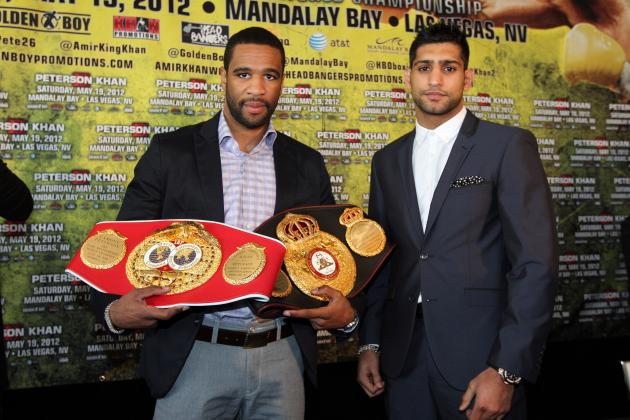 Lamont Peterson Tests Positive for Synthetic Testosterone: Amir Khan Fight Off?