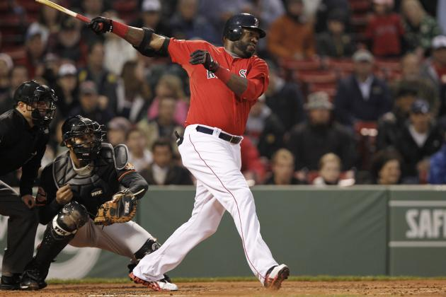 Boston Red Sox: Is David Ortiz Currently the AL MVP?