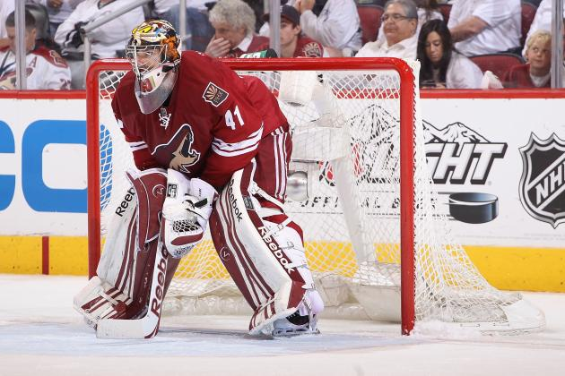 NHL Playoffs: Why Mike Smith Should Receive Conn Smythe Consideration
