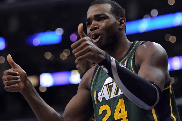Why Utah Jazz Must Trade Paul Millsap to Clear Path for Derrick Favors