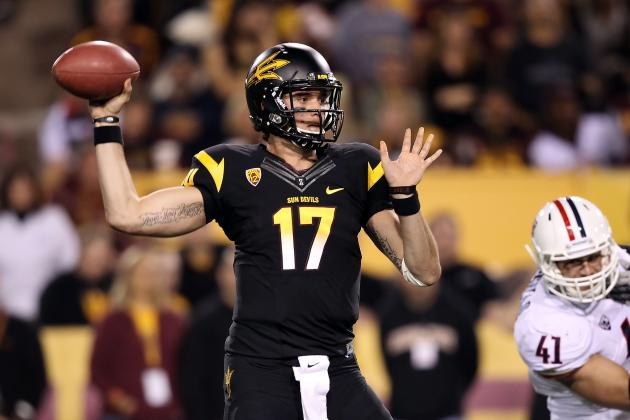 Expectations for Arizona State Without Brock Osweiler
