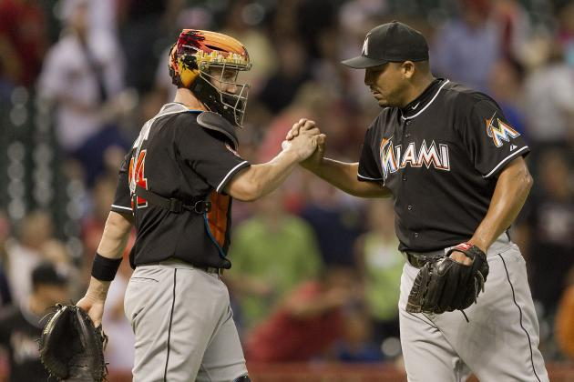 Carlos Zambrano Tosses First Shutout Since 2009 as Marlins Win 7th Straight