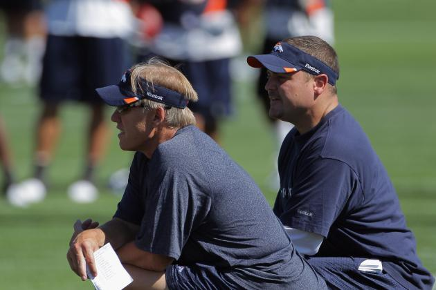 Denver Broncos' Front Office Shakeup: Brian Xanders Gone as General Manager