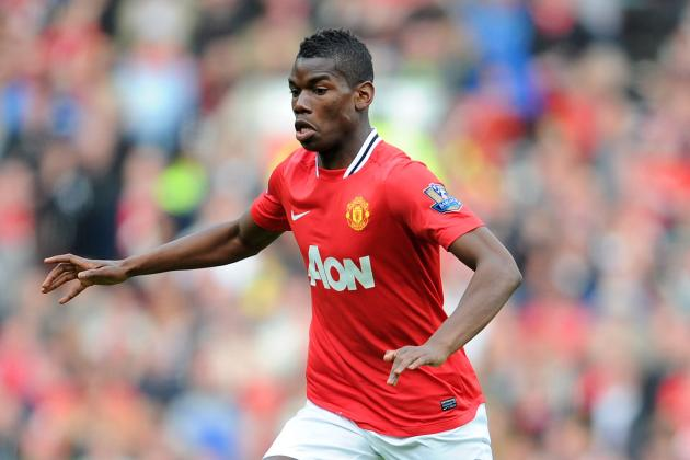 Manchester United: Paul Pogba Is the Red Devils' Most Worrying Failure