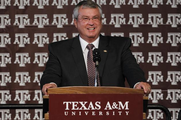 SEC Football Morning Coffee: Texas A&M AD Bill Byrne Retiring