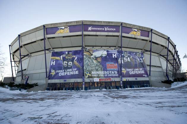 Minnesota Vikings Inch Closer Toward New Stadium as House Approves Legislation