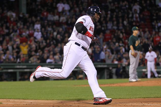 David Ortiz: Can Big Papi Legitimately Win MVP at 36 Years Old?