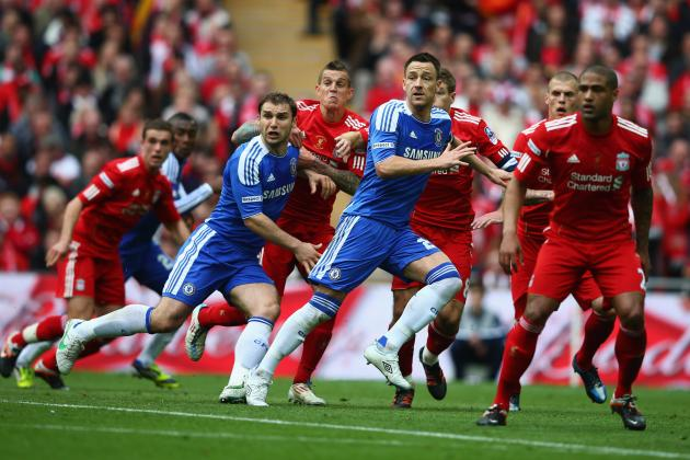 Liverpool vs. Chelsea: TV Info and Players to Watch for Premier League Showdown