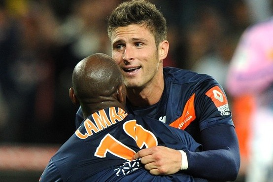 Montpellier Takes the Lead in Ligue 1 After 2-0 Win Against Stade Rennais