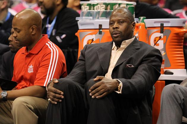 Patrick Ewing Has Earned Chance to Coach Charlotte Bobcats