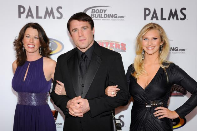 Chael Sonnen's UFC Middleweight Championship Reign Gets Better Every Day