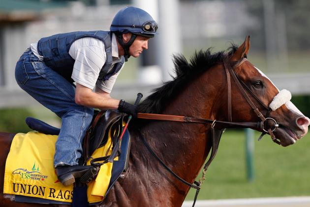 Kentucky Derby 2012 Results: Union Rags and Horses with No Shot at Preakness