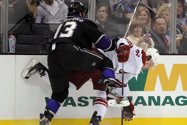 NHL Playoffs 2012: Coyotes vs. Kings Western Conference Final Preview