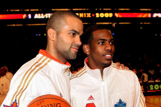 NBA Playoffs 2012: Fans Should Hope for Chris Paul vs. Tony Parker in Round 2