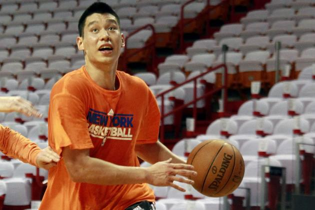 NBA Playoffs 2012: The Real Reason Knicks' Jeremy Lin Won't Play in Game 5