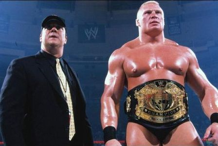 Paul Heyman and Brock Lesnar Are Exactly What WWE Needs
